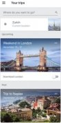 Google Trips - Travel planner Изображение 1 Thumbnail