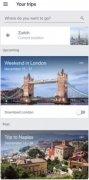 Google Trips - Planificador de viajes imagen 1 Thumbnail