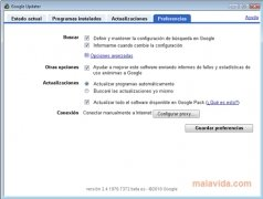 Google Updater imagem 3 Thumbnail