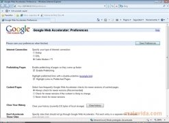 Google Web Accelerator immagine 1 Thumbnail