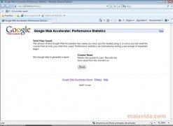 Google Web Accelerator image 2 Thumbnail