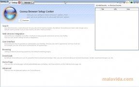 Goona Browser imagen 2 Thumbnail