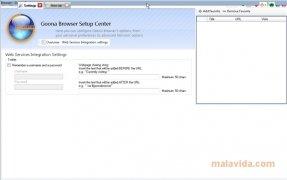 Goona Browser image 3 Thumbnail