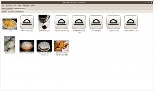 Gourmet Recipe Manager immagine 1 Thumbnail