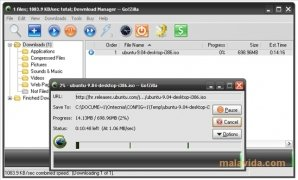 Go!Zilla Downloader immagine 1 Thumbnail