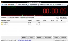 Apowersoft Free Audio Recorder Изображение 1 Thumbnail