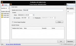 Apowersoft Registratore Audio immagine 4 Thumbnail
