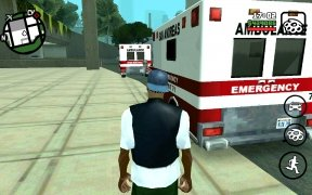 GTA San Andreas - Grand Theft Auto bild 6 Thumbnail