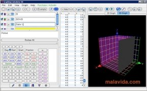 Graphing Calculator 3D image 2 Thumbnail