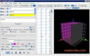 Graphing Calculator 3D imagem 3 Thumbnail