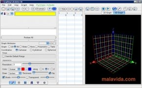 Graphing Calculator 3D imagem 4 Thumbnail