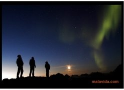Great Northern Lights Screensaver bild 5 Thumbnail