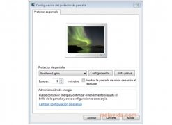 Great Northern Lights Screensaver imagen 7 Thumbnail