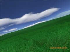 Green Fields 3D Screensaver Изображение 1 Thumbnail