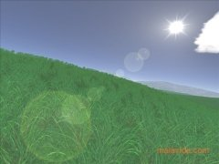 Green Fields 3D Screensaver imagen 2 Thumbnail