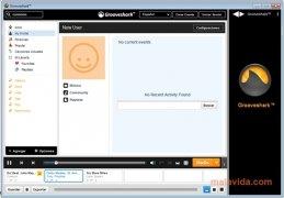 Grooveshark imagen 3 Thumbnail