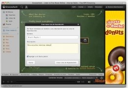 Grooveshark Desktop Изображение 2 Thumbnail
