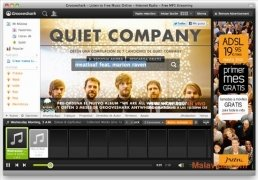 Grooveshark Desktop imagem 3 Thumbnail