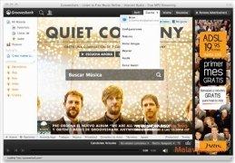 Grooveshark Desktop imagem 4 Thumbnail