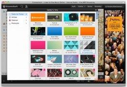 Grooveshark Desktop imagem 5 Thumbnail