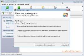 GroupMail imagem 3 Thumbnail