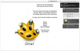 Growl image 2 Thumbnail