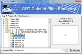 GRT Recover Deleted Folder Изображение 2 Thumbnail