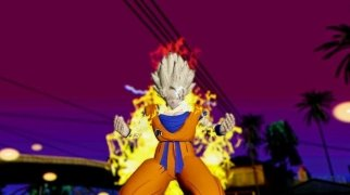 GTA San Andreas Dragon Ball Transformation Mod imagen 1 Thumbnail