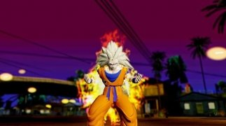 GTA San Andreas Dragon Ball Transformation Mod immagine 2 Thumbnail