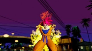 GTA San Andreas Dragon Ball Transformation Mod imagem 3 Thumbnail