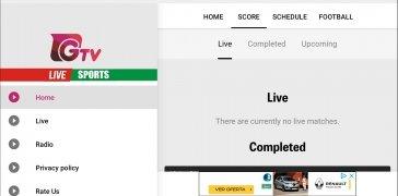 Gtv Live Sports imagen 2 Thumbnail