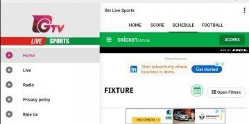 Gtv Live Sports imagen 3 Thumbnail