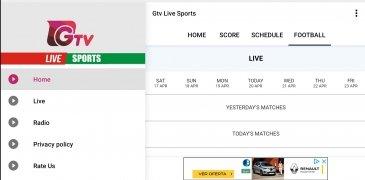 Gtv Live Sports imagen 4 Thumbnail