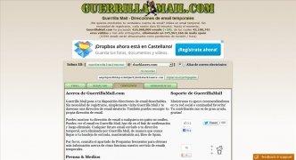 Guerrilla Mail imagem 3 Thumbnail