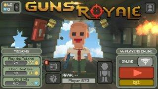 Guns Royale - Multiplayer Blocky Battle Royale image 1 Thumbnail