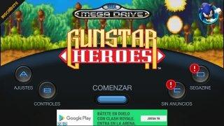 Gunstar Heroes Classic imagen 1 Thumbnail