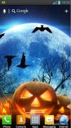 Halloween HD Live Wallpaper imagem 2 Thumbnail