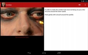 Halloween Horror Makeup immagine 2 Thumbnail