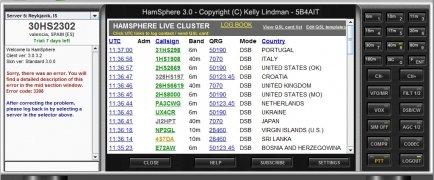 HamSphere  3.0.3.2 imagen 2