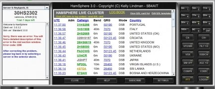 HamSphere imagen 2 Thumbnail