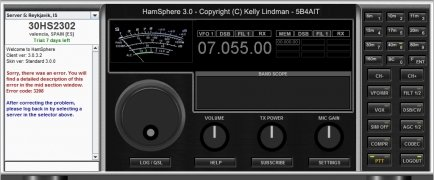 HamSphere imagen 3 Thumbnail