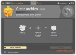 Hamster Free ZIP Archiver Изображение 2 Thumbnail