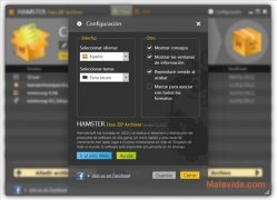 Hamster Free ZIP Archiver Изображение 3 Thumbnail