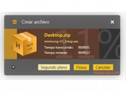 Hamster Free ZIP Archiver Изображение 4 Thumbnail