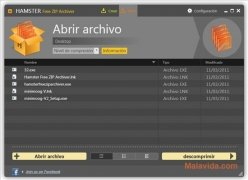 Hamster Free ZIP Archiver Изображение 5 Thumbnail