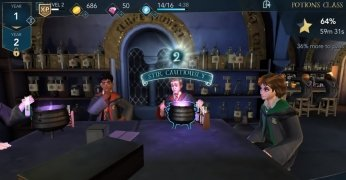 Harry Potter: Hogwarts Mystery Изображение 1 Thumbnail