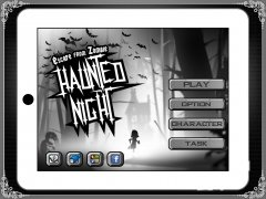 Haunted Night imagem 1 Thumbnail