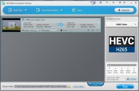 HD Video Converter Factory imagen 2 Thumbnail
