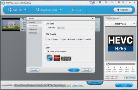 HD Video Converter Factory imagem 4 Thumbnail
