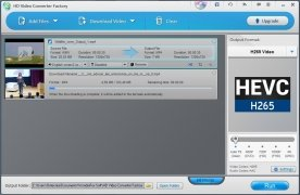 HD Video Converter Factory imagen 5 Thumbnail